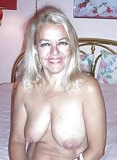 Horny Grannies:This site dedicated concerning older coupled with mature women addicted concerning sex.