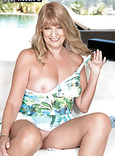 She's our finish finally 60Plus MILF